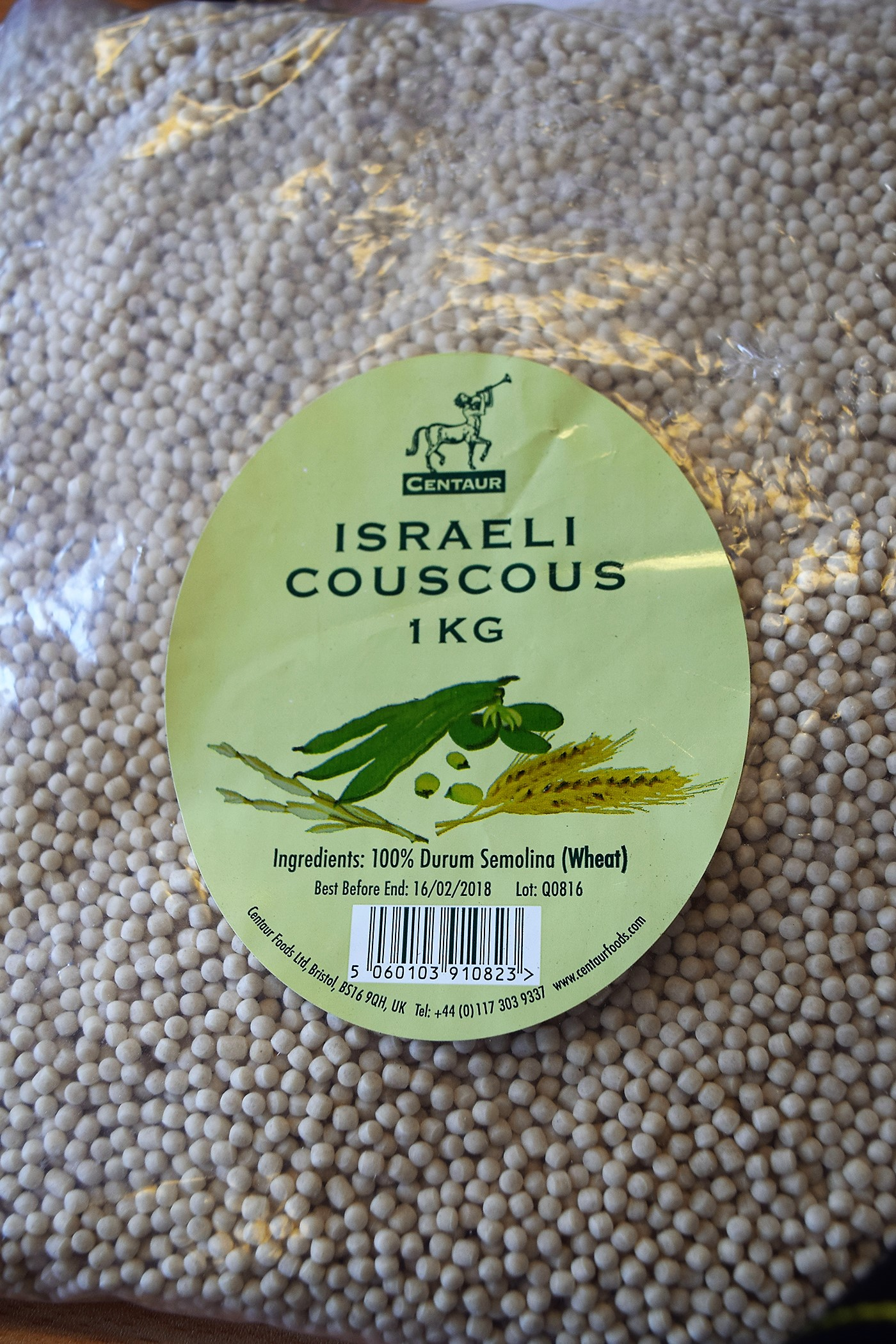 Israeli Couscous 1kg