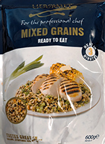 Merchant Gourmet RTE Mixed Grains 6 x 600g