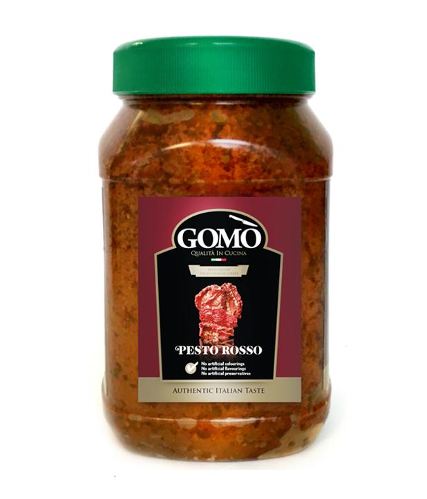 Gomo Red Pesto Rosso 950g
