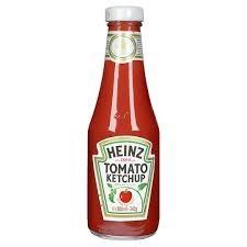 Heinz Tomato Ketchup Glass Bottles 342g