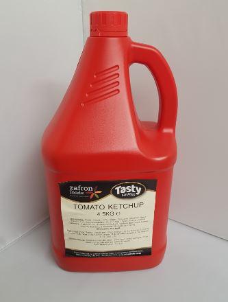 Zafron Tomato Ketchup 4.5ltr