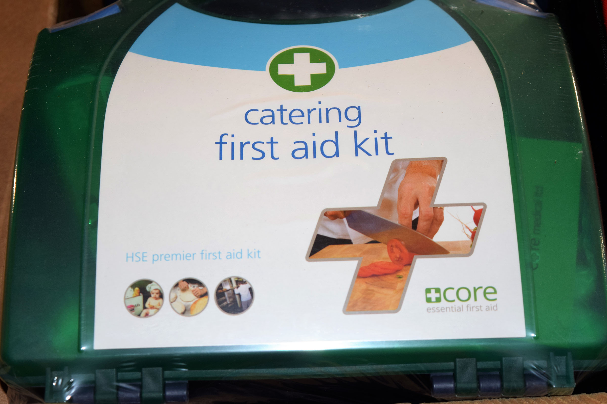 Catering First Aid Kit 1 - 10 Employee