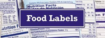 Food Labels x500
