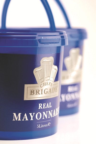 Chefs Brigade  Mayonnaise 5ltr