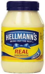 Hellmanns Mayonnaise 2ltr