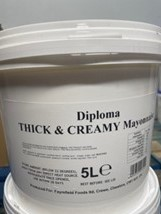 Lion Thick & Creamy Mayonnaise 5ltr