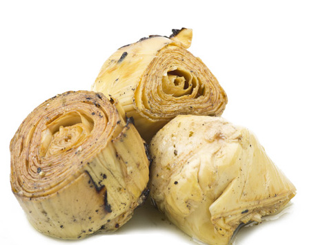 Gomo Whole Grilled Roman Style Artichokes in Oil 1.4kg