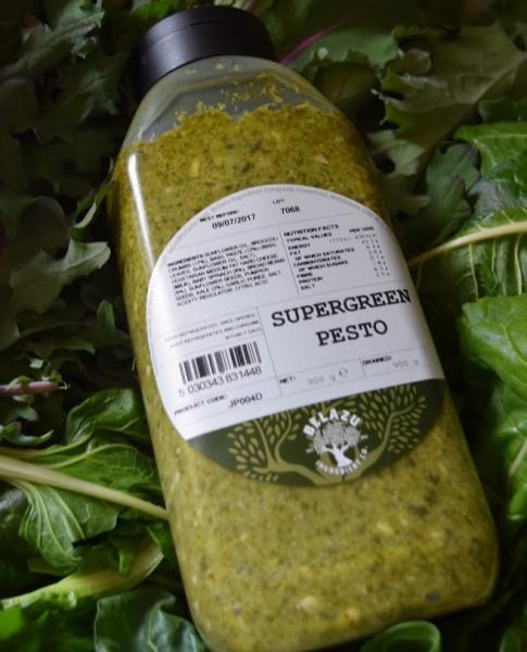 Belazu Seeded Supergreen Pesto 900g
