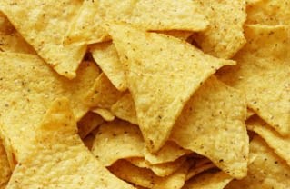 Salted Tortilla Chips 12 x 500g