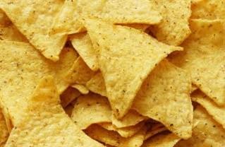 Salted Tortilla Chips 12 x 500g