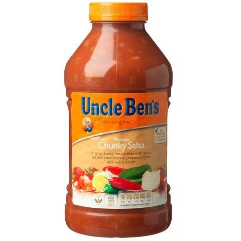 Uncle Bens Salsa 2.3kg