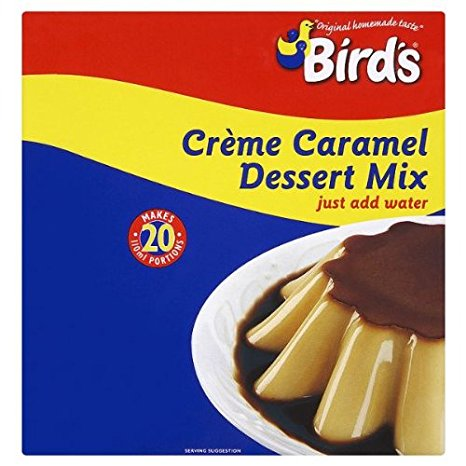 Birds Cr�me Caramel Mix 20ptn