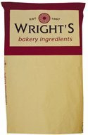 Wrights White Bread Roll & Pizza Mix 12kg