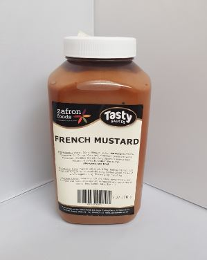 Zafron French Mustard 2.27ltr