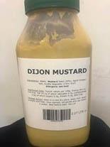 Zafron Dijon Mustard 2.27ltr