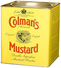 Colmans English Mustard Powder 2kg