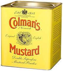 Colmans English Mustard Powder 2kg