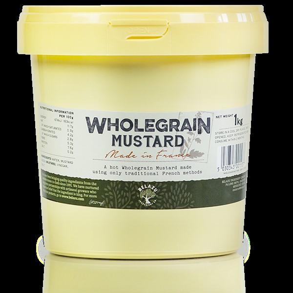 Belazu Wholegrain Mustard 1kg