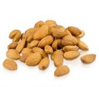 Whole Almonds Skin On 1kg