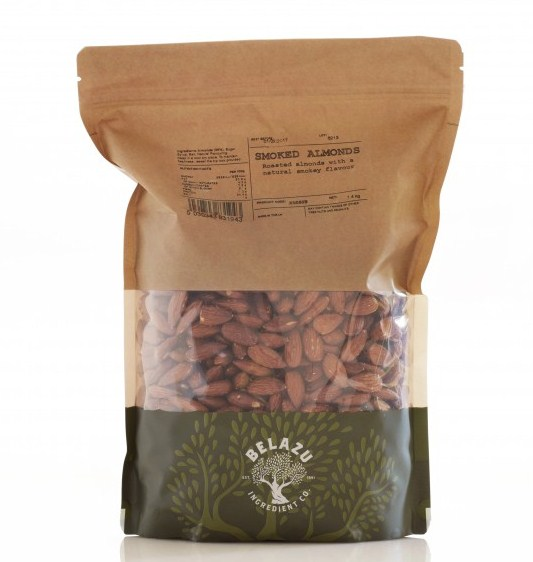 Belazu Smoked Almonds 1.4kg