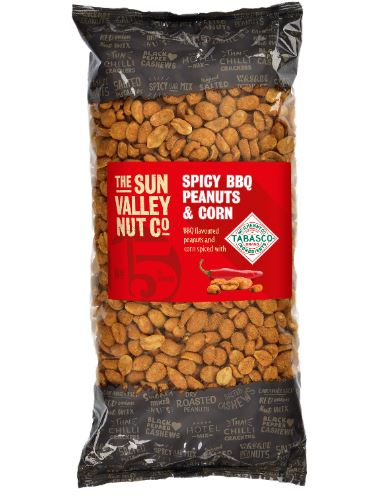 Sun Valley Spiced Peanuts & Corn 800g