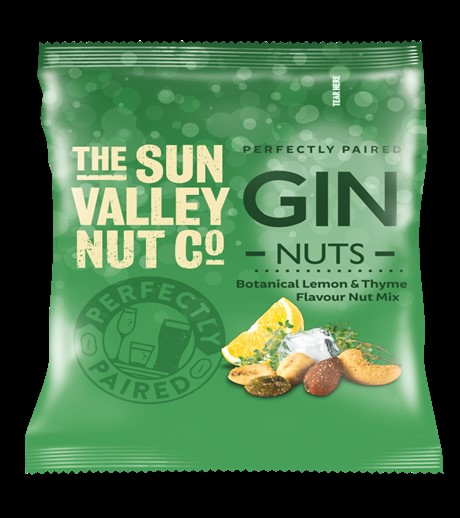 Sun Valley Gin, Thyme & Lemon Mix 12 x 45g