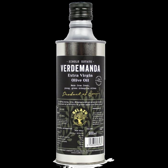 Verdemanda Extra Virgin Olive Oil 500ml