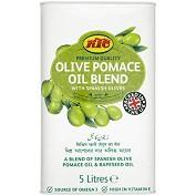 KTC Olive Pomace Oil Blend with Spanish Olives 5ltr