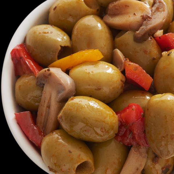 Belazu Pitted Vinci Olives 2.5kg