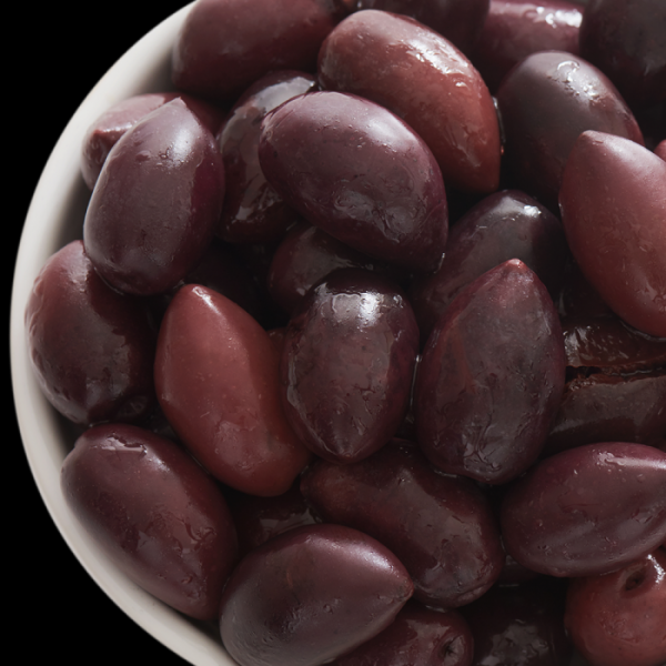 Belazu Kalamata Olives PDO Stone In 3kg