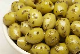 Belazu Pitted Green Olives in Herbs de Provence 4.5kg