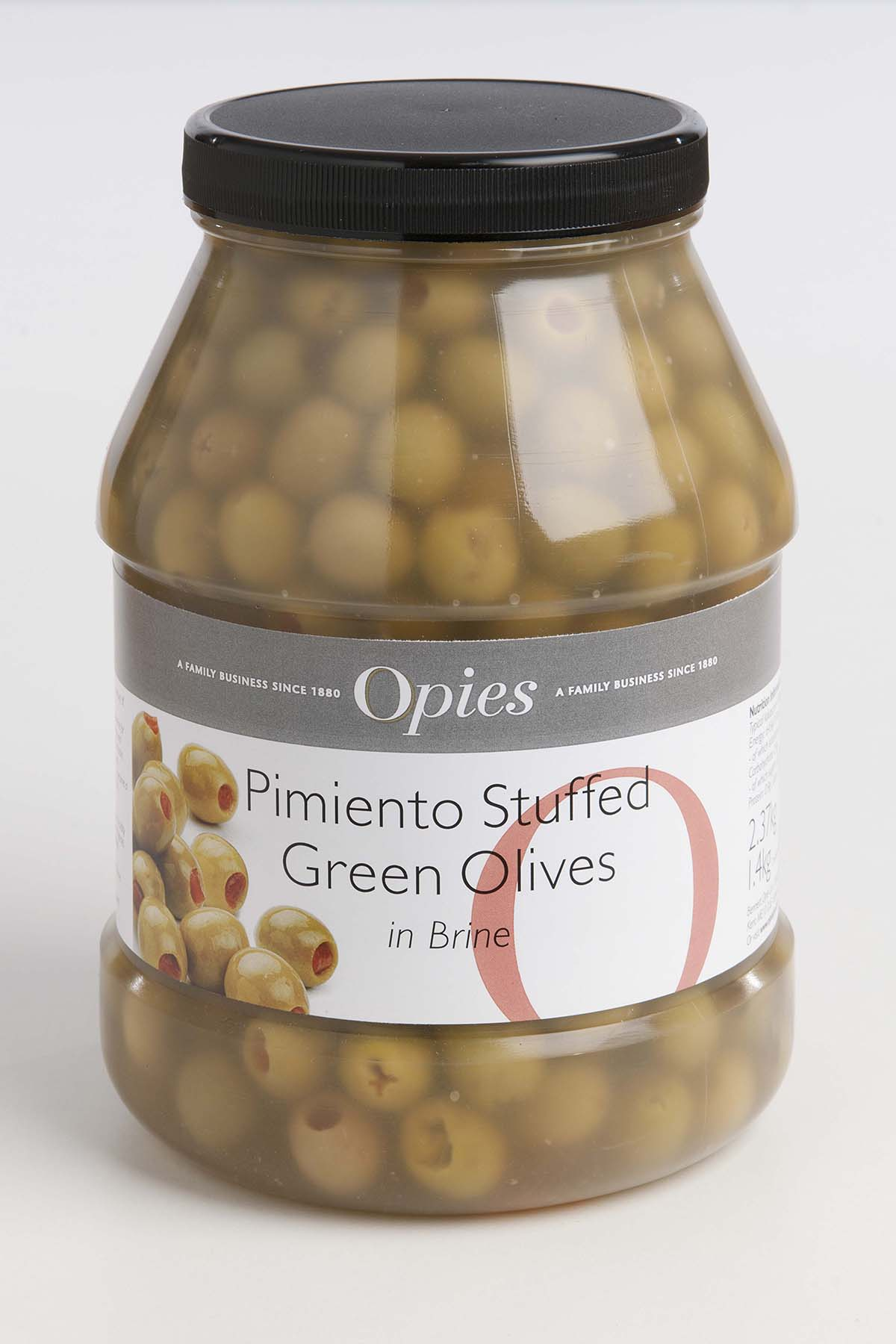 Opies Stuffed Olives 2.37kg