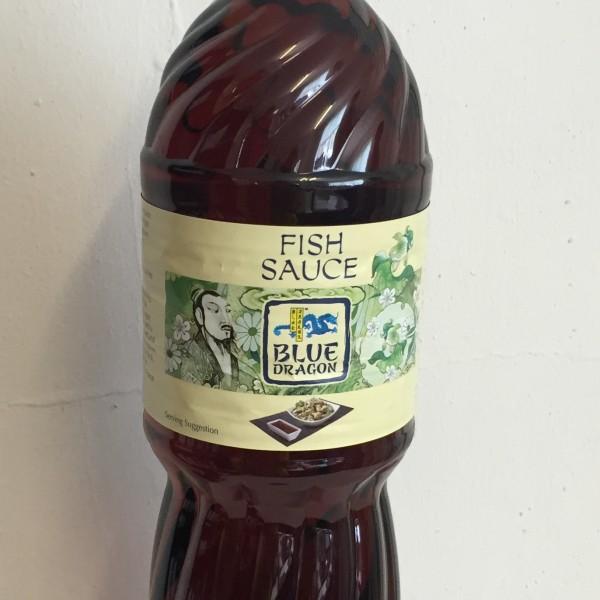 Thai Fish Sauce 725ml