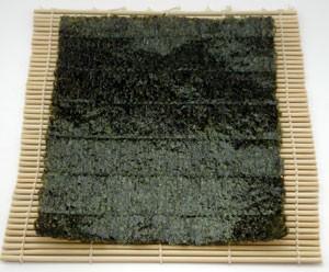 Yutaka Sushi Nori Roasted Seaweed 11g