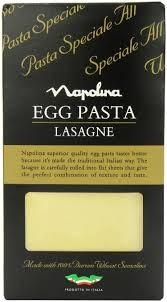Napolina Lasagne 375g