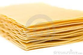 Battagello Lasagne Sheets 500g