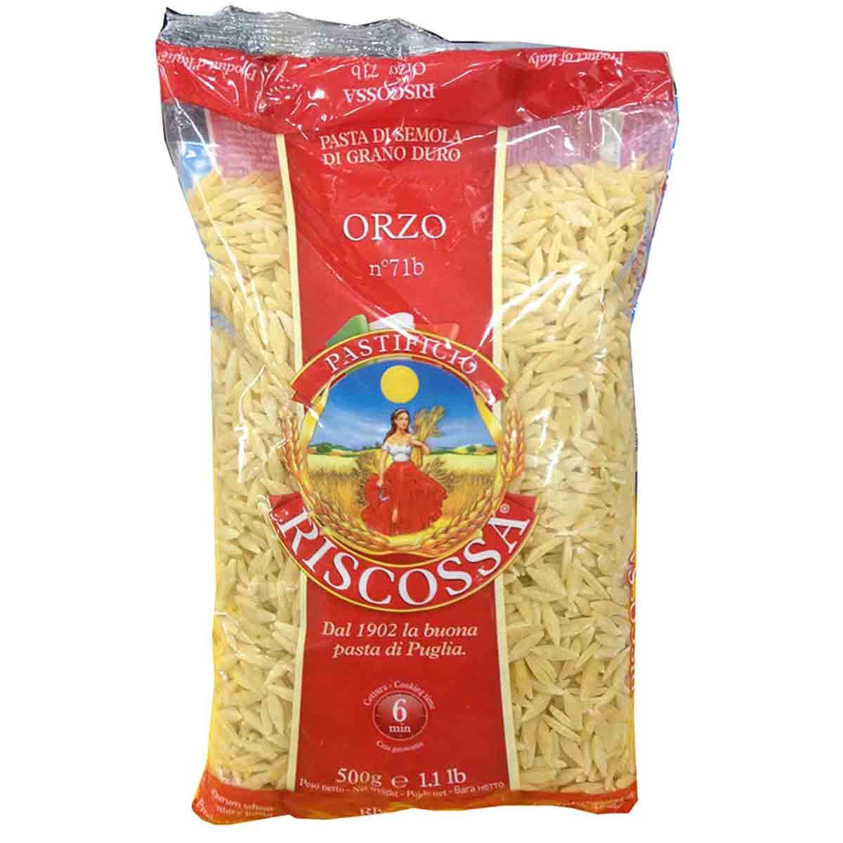 Reggia Orzo Pasta 500g