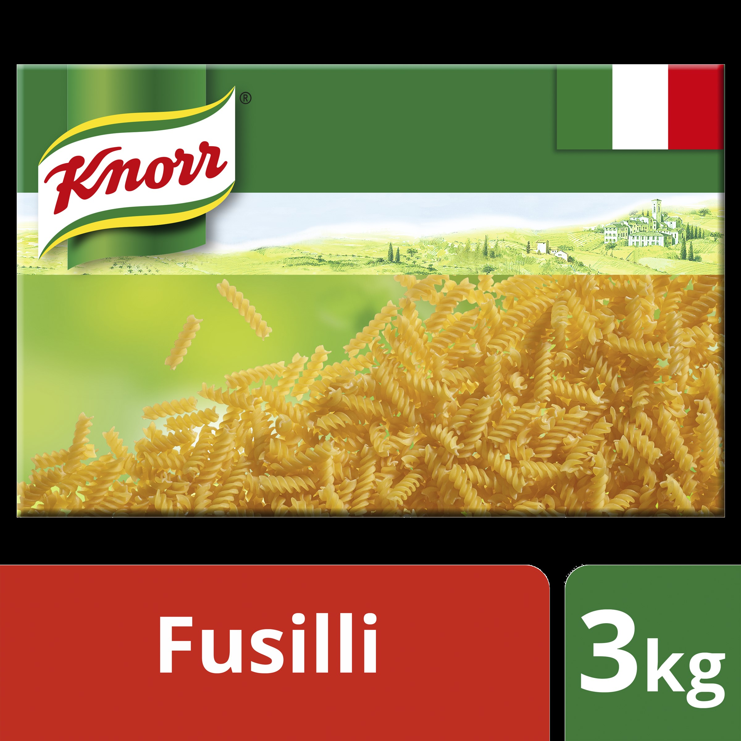 2 x Knorr Fusilli 3kg Offer