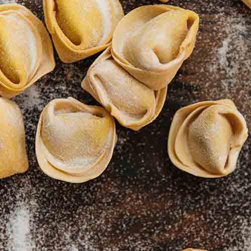 La Tua Tortelloni Aubergine Parmigana 1kg