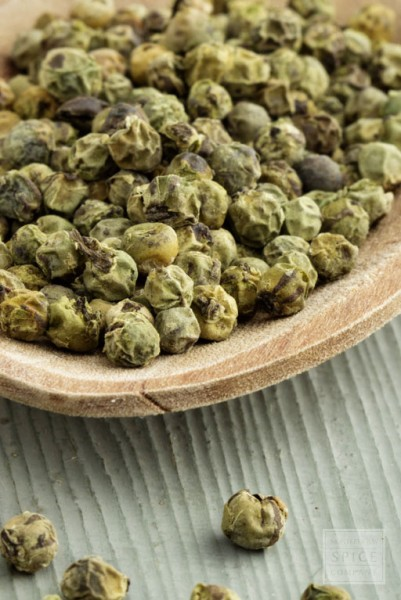 Whole Green Peppercorns 225g