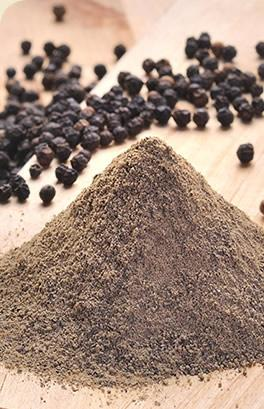 Ground Black Pepper 500g