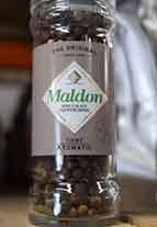 Maldon Pepper Grinder 50g