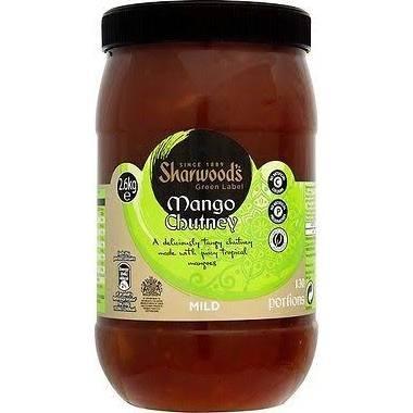 Sharwoods Mango Chutney 2.6kg