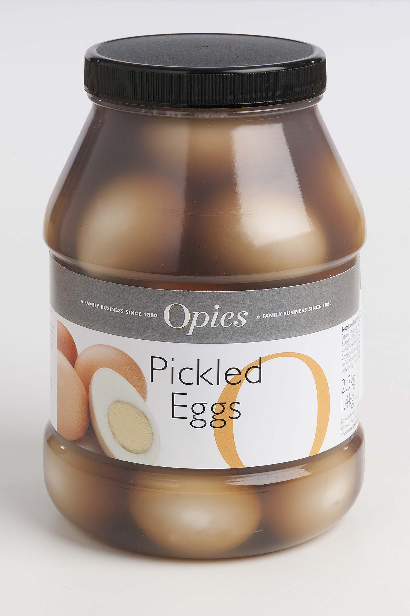 Pickled Eggs 2.25kg