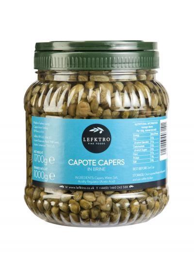 Lefktro Capote Capers 1.65kg