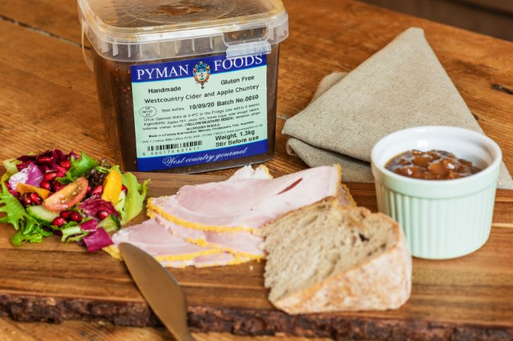 Pyman West Country Cider & Apple Chutney 1.3kg