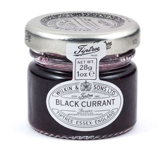 Tiptree Blackcurrant Jam 72 x 28g