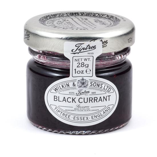 Tiptree Blackcurrant Jam 72 x 28g