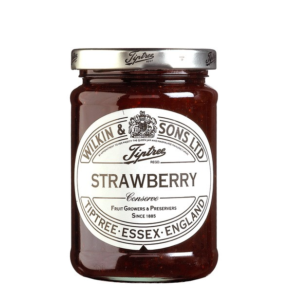 Tiptree Strawberry Jam 340g