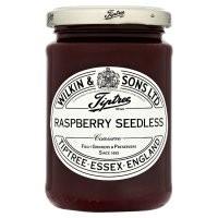 Tiptree Raspberry Seedless Jam 340g